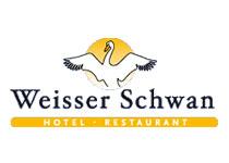 Weißer Schwan Logo
