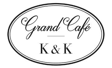 Grandcafé K&K Logo